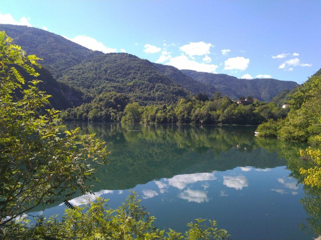 lago di Corlo Arsiè