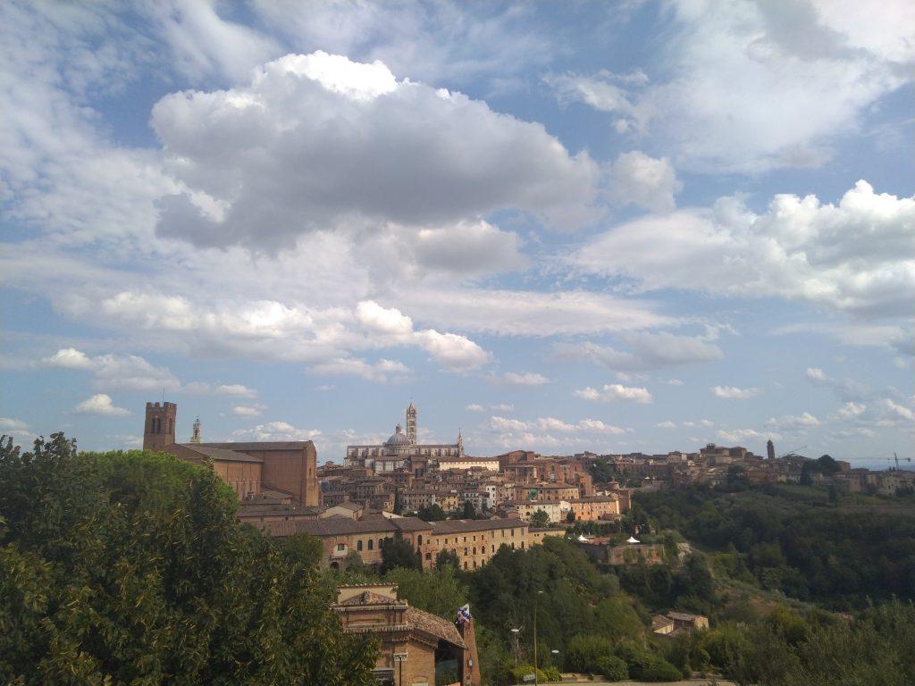 itinerari borghi Toscana