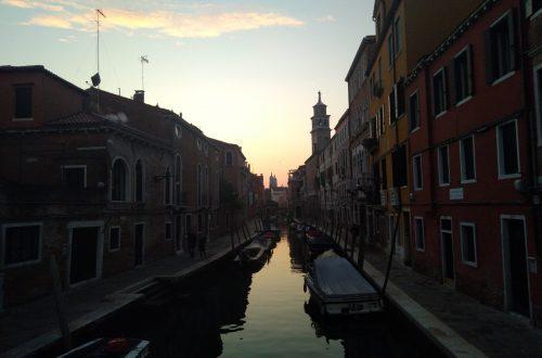 venezia a piedi itinerario con guida