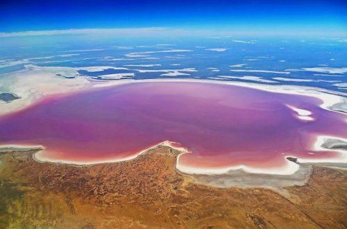 7 laghi unici al mondo da visitare