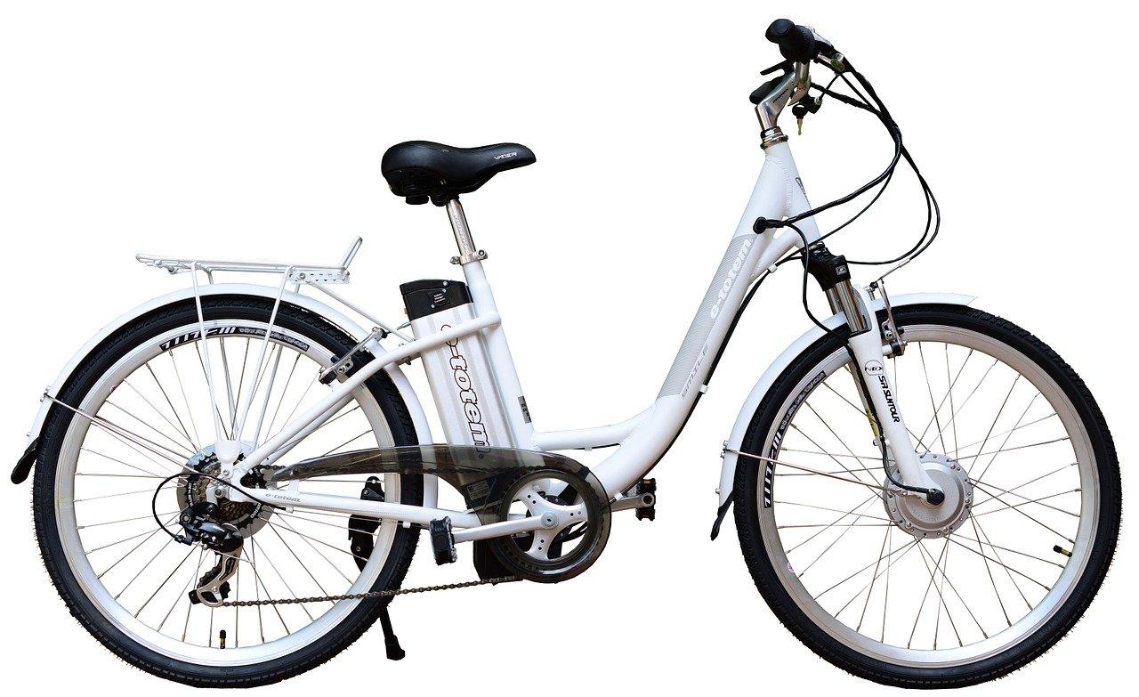 viaggiare con la bicicletta elettrica