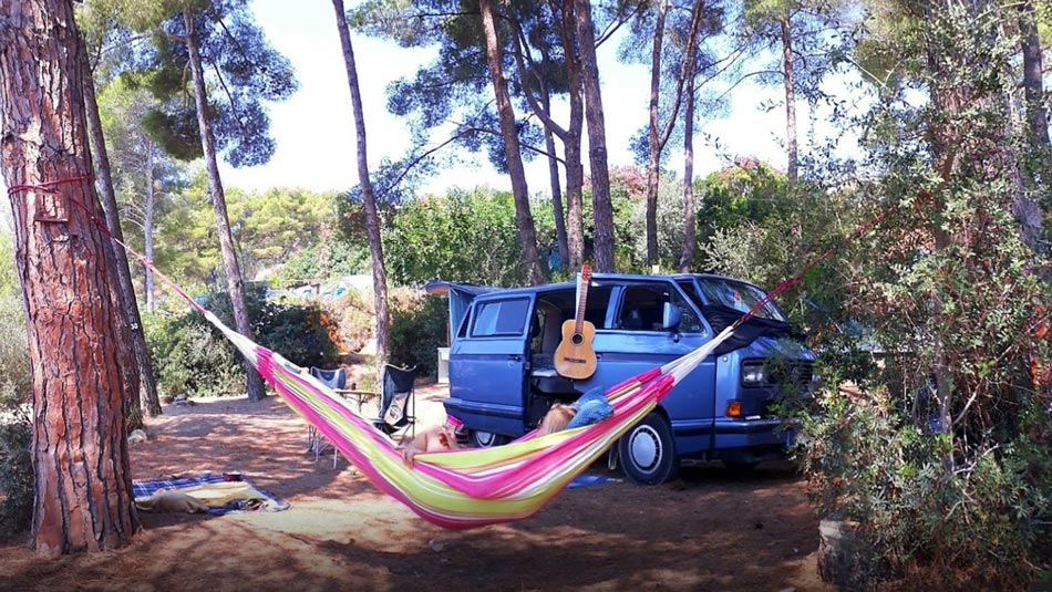 vacanze al mare in campeggio